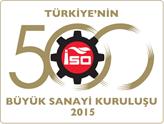 Türkiye'nin 2015 Yılındaki 500 Büyük Sanayi Kuruluşu Açıklandı!