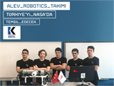 Türk Gençleri NASA'da Ülkemizi Temsil Edecek!