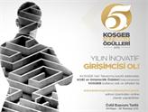 KOSGEB 5. KOBİ ve Girişimcilik Ödülleri Başvurularında Son Günlerdeyiz!