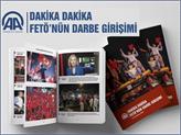 Anadolu Ajansı Darbe Girişiminin Kitabını Hazırladı!