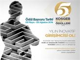 KOSGEB, 5. KOBİ ve Girişimcilik Ödülleri İçin Başvuru Süreci Uzatıldı!