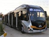 Türkiye'nin İlk Yerli Metrobüsü Bursa'da Üretildi!