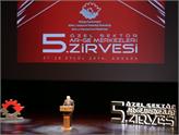 5. Özel Sektör Ar-Ge Merkezleri Zirvesi Ankara'da Gerçekleştirildi!