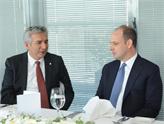 İSO Başkanı Erdal Bahçıvan, Finans Dünyasından Üretim İçin Destek İstedi!