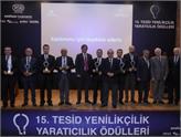 15. TESİD Yenilikçilik Yaratıcılık Ödülleri Sahiplerini Buldu