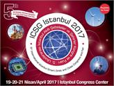 ICSG İstanbul 2017 Nisan Ayında Türkiye'nin Enerjisini Yükseltecek!