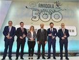 Anadolu 500 Ödülleri 13. Kez Sahiplerini Buldu!