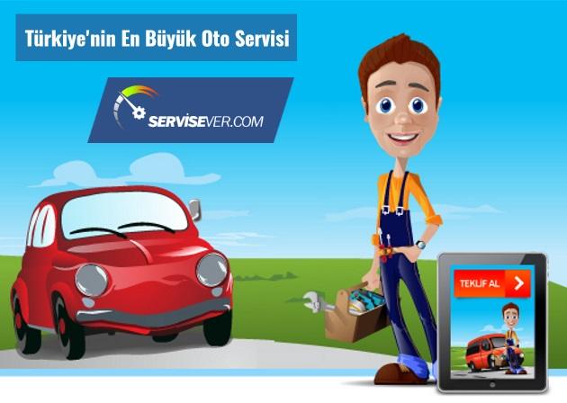 Otomobilinizin Servis İhtiyaçlarını Çözen Girişim: ServiseVer!
