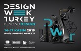 Design Week Turkey, 14-17 Kasım'da Haliç Kongre Merkezi'nde